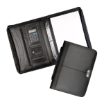 Essex 3 x D Ring Zippered Compendiums