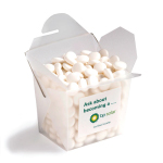 Frosted Noodle Box Filled with 100G Mints