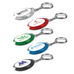 Gem Key Ring Light