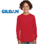 Gildan Kids Long Tee Shirts
