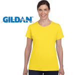 Gildan Ladies Heavy Tee Shirts