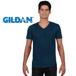 Gildan V Neck Tee Shirts