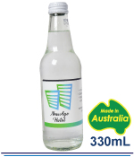 330ml Sparkling Customised Water