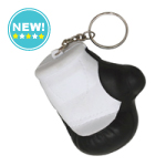 Glove Foam Keyrings