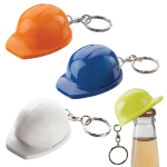 Hardhat Bottle Opener Keyrings