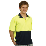 High Visibility Short Sleeves Polos
