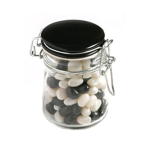 Jelly Beans in Glass Clip Lock Jar 160G