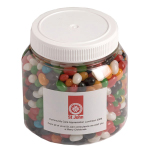 Jelly Beans in Plastic Jar 1Kg