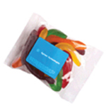 Jelly Snakes 100G