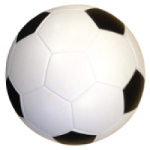 Large Soccer Stress Balls