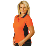 Ladies Fashion TrueDry Safety Polos