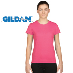 Ladies Gildan Sports Tee Shirts