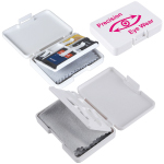Lens Cloth Digital Media Card Holders
