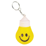 Lighting Bulb Stress Keyrings