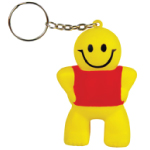 Little Man Foam Keyrings