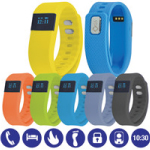 Branded LiveFit Fitness Bands