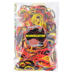 Logo Loom Bands in Poly Bag