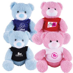 Matty & Matilda Bathmat Teddy Bears