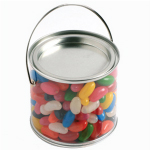 Medium Bucket Filled with Jelly Beans 400G