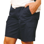 Mens Cotton Pre-shrunk Drill Shorts