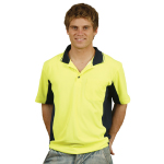 Mens Fashion TrueDry Safety Polos