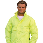 Mens High Visibility Spray Jackets