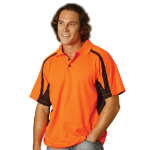 Mens Safety Polos