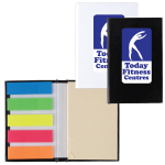 Mini Notebooks with Noteflags