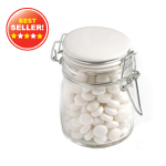 160G Mints in Glass Clip Lock Jar