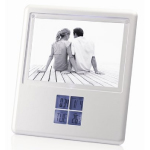 Multifunction LCD Alarm Clocks with Photo Frames