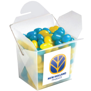 Frosted Noodle Box Filled with Jelly Beans 100G