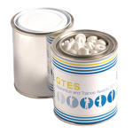 Paint Tin Filled with 250G Mints