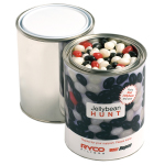 Paint Tin Filled with Jelly Beans 1Kg