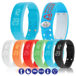 Printed KeepFit Fitness Bands