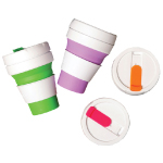 Promotional Collapsible Coffee Cups
