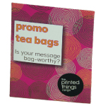 Promotional Tea Bag Packs