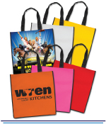 Full Colour Printed Tote Bags