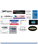 Lube Labels - Full Colour