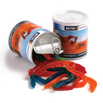 Jelly Snakes in Pull Can 200G
