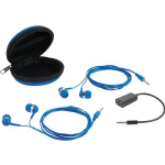 Sound Off Earbuds & Splitter with Cases