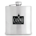 Stainless Steel Flask 180m
