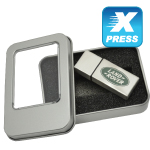 Express Stirling Metal Flash Drives