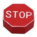Stop Sign Stress Toys