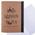 Tourist A5 Notebooks