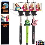 Wired Selfie Sticks
