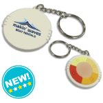 Novelty Sun Smart Keyrings