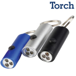 Branded Keyrings Torch