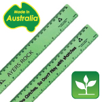 Budget Recycled Rulers - 30cm