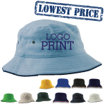 Clayfield Printed Bucket Hats