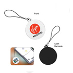 Cleaner Mobile Phone Charm